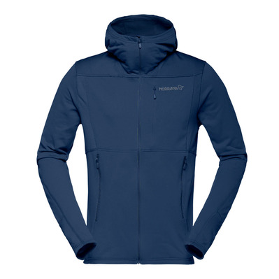 NORRONA - FALKETIND WARM1 - Polaire Homme indigo night