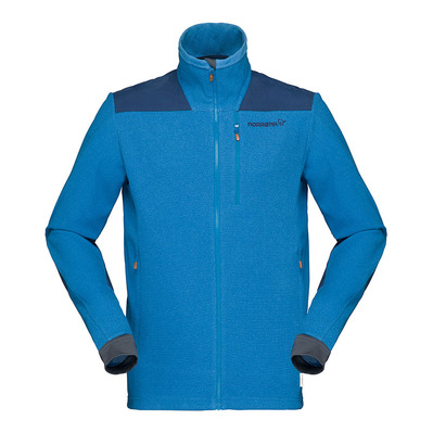 NORRONA - Polartec®  Fleece - Men's - SVALBARD WARM™1 denimite