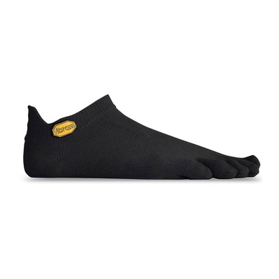 FIVE FINGERS - ATHLETIC NO-SHOW - Calcetines black
