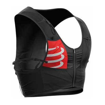 COMPRESSPORT - ULTRUN S - Hydration Bag - black