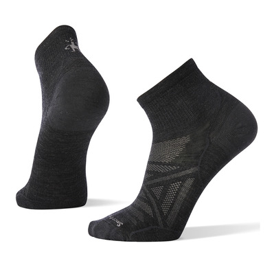 SMARTWOOL - PHD OUTDOOR ULTRA LIGHT MINI - Chaussettes charcoal