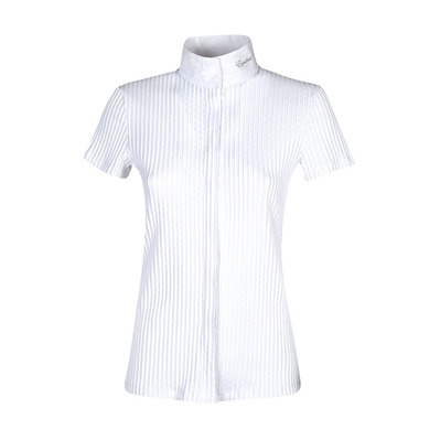 EQUILINE - CECIL - Chemise concours Femme white