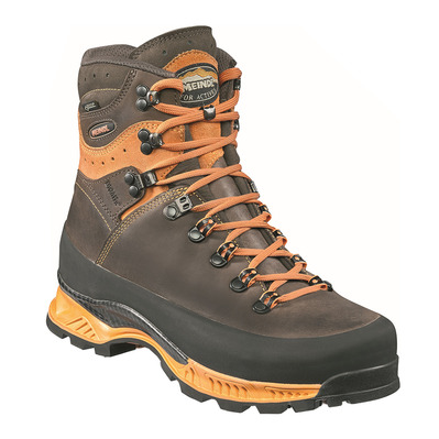 MEINDL - ISLAND MFS ROCK GTX - Hiking Shoes - Men's - orange/brown