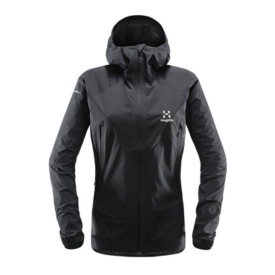 HAGLOFS - L.I.M PROOF MULTI - Chaqueta mujer true black