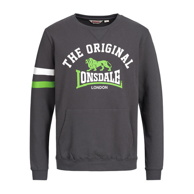 LONSDALE - Sudadera hombre HEREFORD anthracite