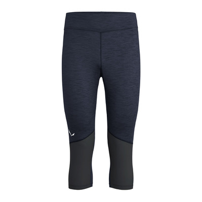 SALEWA - PEDROC DRY - 3/4 Tights - Men's - premium navy mel