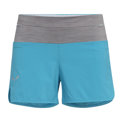 SALEWA - PEDROC 2 - Shorts - Women's - ocean