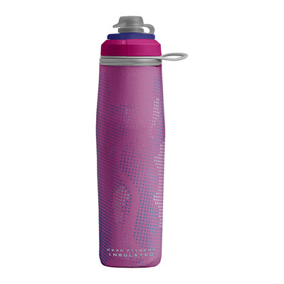 CAMELBAK - PEAK FITNESS CHILL - Borraccia 750ml pink/blue