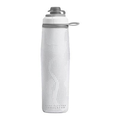 CAMELBAK - PEAK FITNESS CHILL 710ml - Botella isotérmica white/silver
