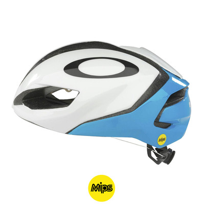 OAKLEY - Casque route ARO5 atomic blue