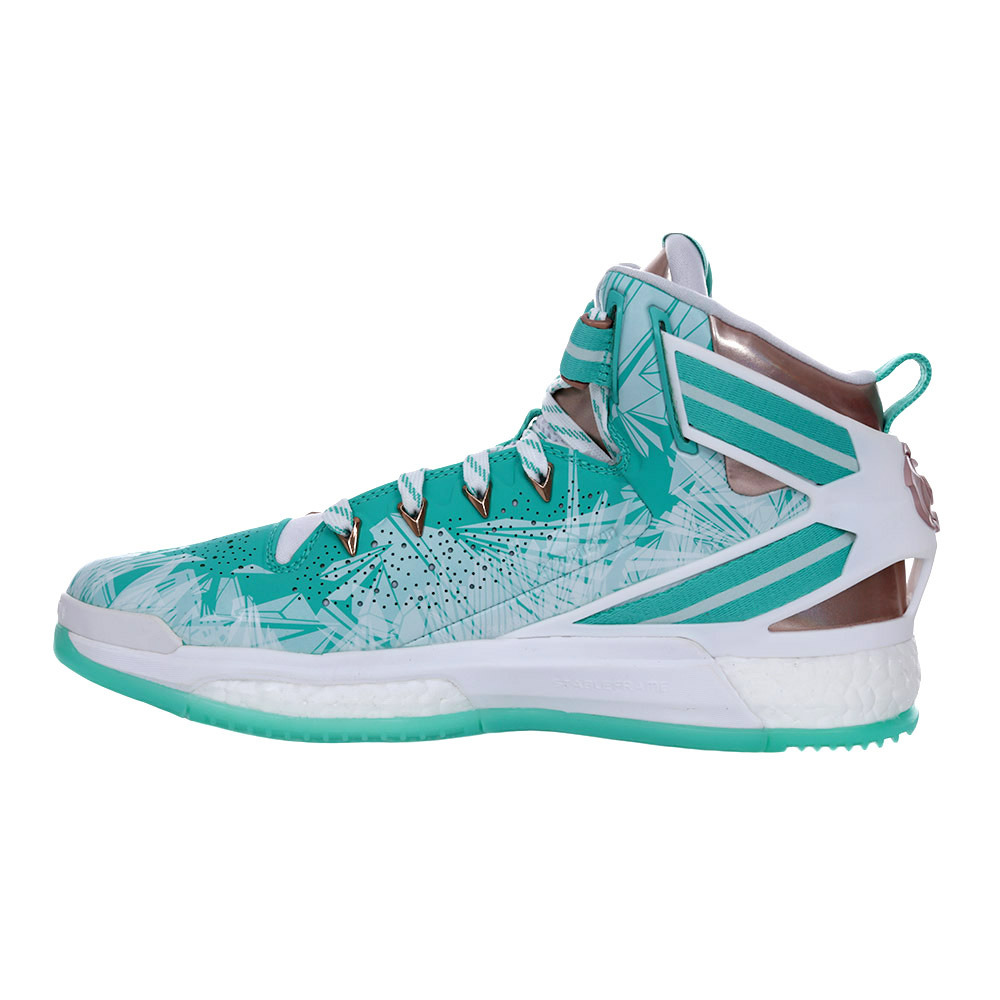 LES IMMANQUABLES Adidas D ROSE 6 BOOST Chaussures basket