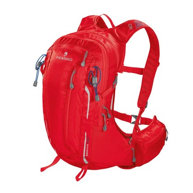 FERRINO - ZEPHYR 17+3L - Mochila red