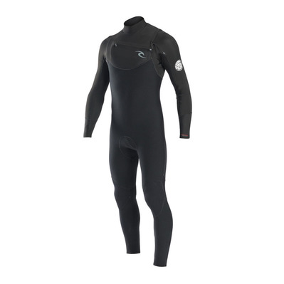 RIP CURL - DAWN PATROL - Muta 3/2mm Uomo black