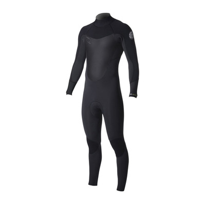 RIP CURL - LS Full Wetsuit 3/2mm - Men's - DAWN PATROL STMR black