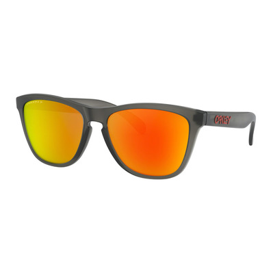 OAKLEY - FROGSKINS - Polarised Sunglasses - matt grey smoke/prizm ruby