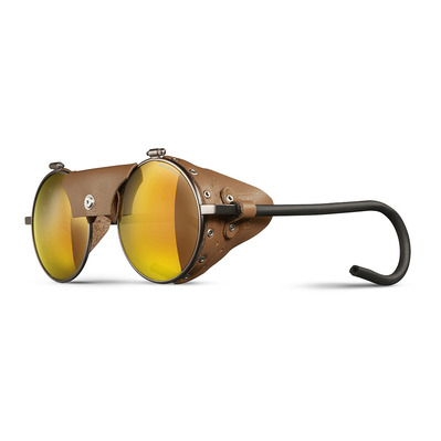 JULBO - VERMONT - Sunglasses - fawn brass/multilayer gold