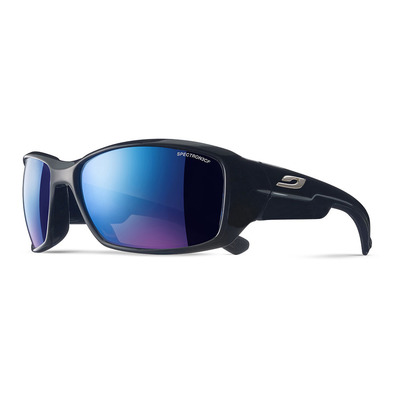JULBO - WHOOPS - Sunglasses - gloss black/multilayer blue