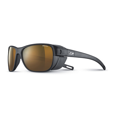 JULBO - CAMINO - Photochromic sunglasses - Men's - transluscent black matt grey/cameleon