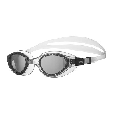 ARENA - CRUISER EVO - Lunettes de natation smoked clear/clear