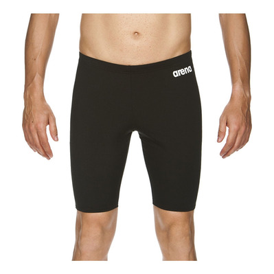 ARENA - SOLID - Jammer - Men's - black/white