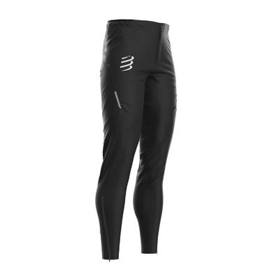 COMPRESSPORT - HURRICANE 10/10 - Sur-pantalon Homme black
