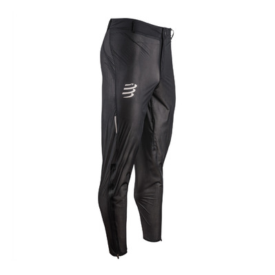 COMPRESSPORT - HURRICANE 10/10 - Copripantaloni Uomo black