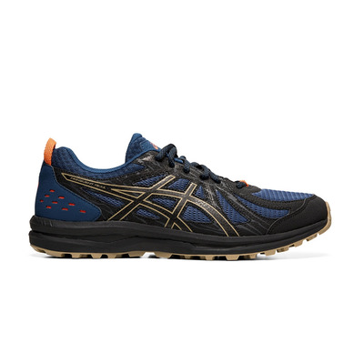 ASICS - FREQUENT TRAIL - Chaussures trail Homme mako blue/black