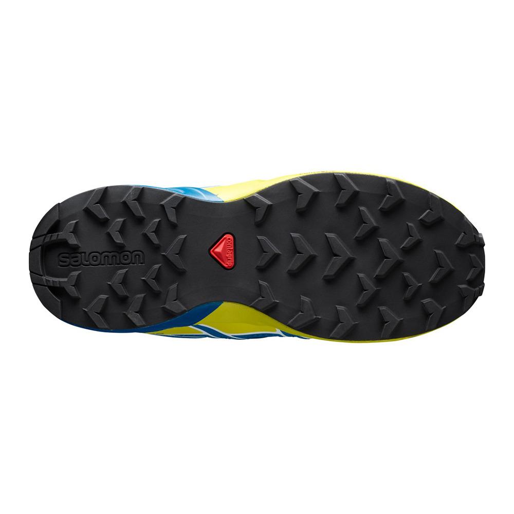 Salomon SPEEDCROSS Chaussures trail Junior crown blue