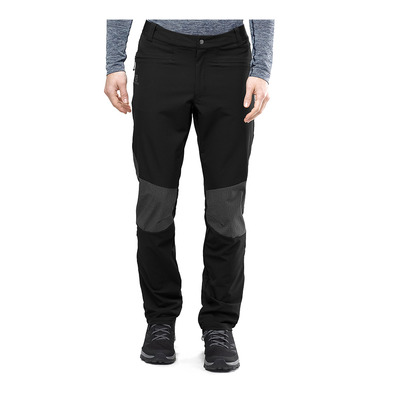 SALOMON - WAYFARER AS ALPINE - Pantaloni Uomo black