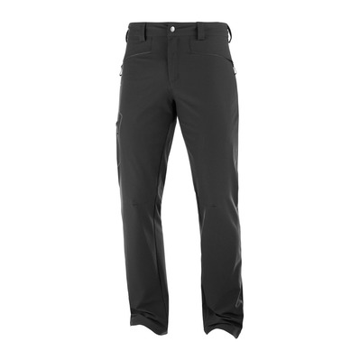 SALOMON - WAYFARER AS STRAIGHT - Pants - Men's - black