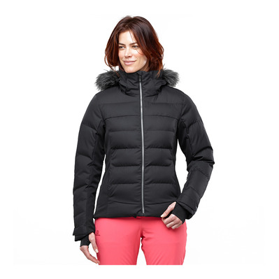 SALOMON - STORMCOZY - Down Jacket - Women's - black