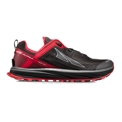 ALTRA - TIMP 1.5 - Chaussures trail Homme red/gray