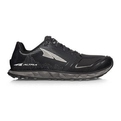 ALTRA - SUPERIOR 4 - Chaussures trail Homme black