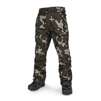 VOLCOM - GI-2 - Snow Pants - Men's - gi camo