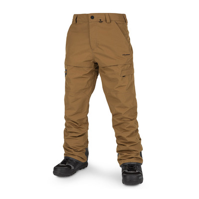 VOLCOM - GI-2 - Snow Pants - Men's - caramel