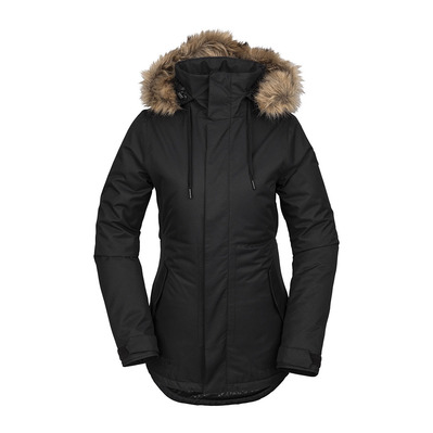 VOLCOM - FAWN INS - Snow Jacket - Women's - black