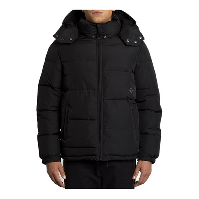 VOLCOM - ARTIC LOON 5K - Piumino Uomo black