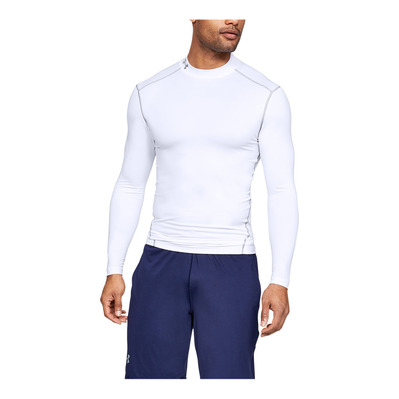 UNDER ARMOUR - CG ARMOUR MOCK - Maillot Homme white