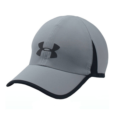 UNDER ARMOUR - SHADOW 4.0 - Casquette Homme steel