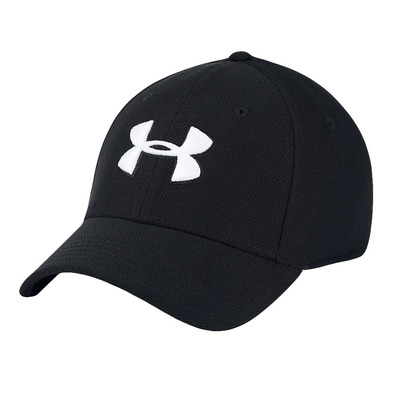 UNDER ARMOUR - UA Men's Blitzing 3.0 Cap-BLK Homme Black1305036-001