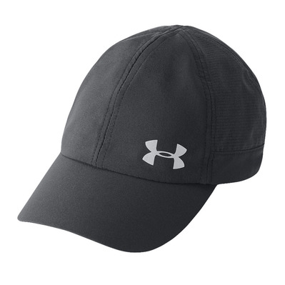 UNDER ARMOUR - FLY BY - Casquette Femme black