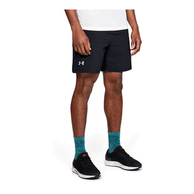 UNDER ARMOUR - UA LAUNCH SW 7'' SHORT-BLK Homme Black1326572-001