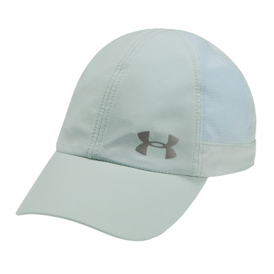 UNDER ARMOUR - FLY BY - Cappellino Donna atlas green