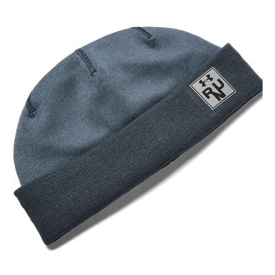 UNDER ARMOUR - Men's Storm Cuff Beanie-GRY Homme Wire1345185-073