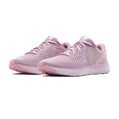 UNDER ARMOUR - CHARGED IMPULSE - Zapatillas de running mujer pink fog