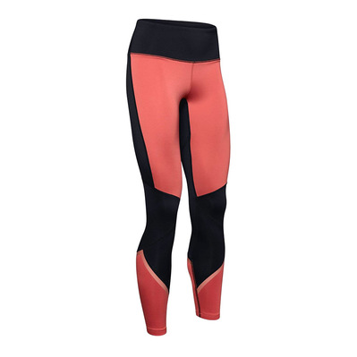 UNDER ARMOUR - CG ARMOUR GRAPHIC - Legging Femme fractal pink