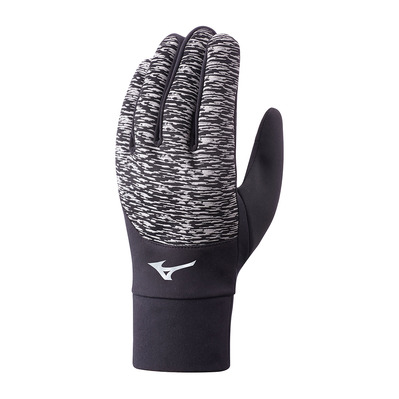 MIZUNO - Windproof Glove Unisexe Black/Black