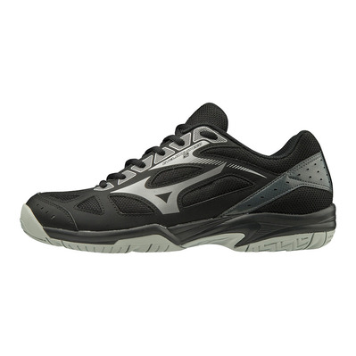 MIZUNO - CYCLONE SPEED 2 - Zapatillas de voleibol blk/silver/darkshadow