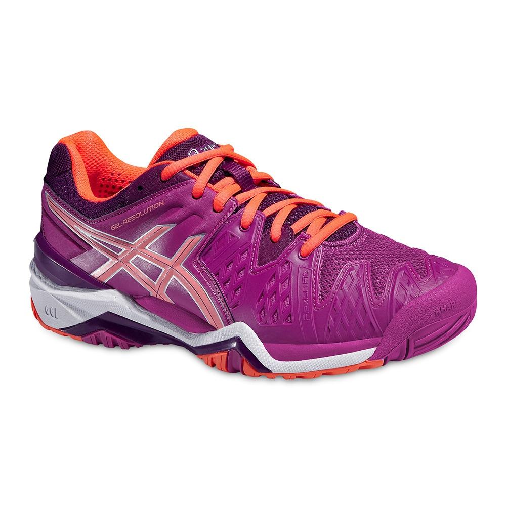 asics chaussure femme tennis 40.5