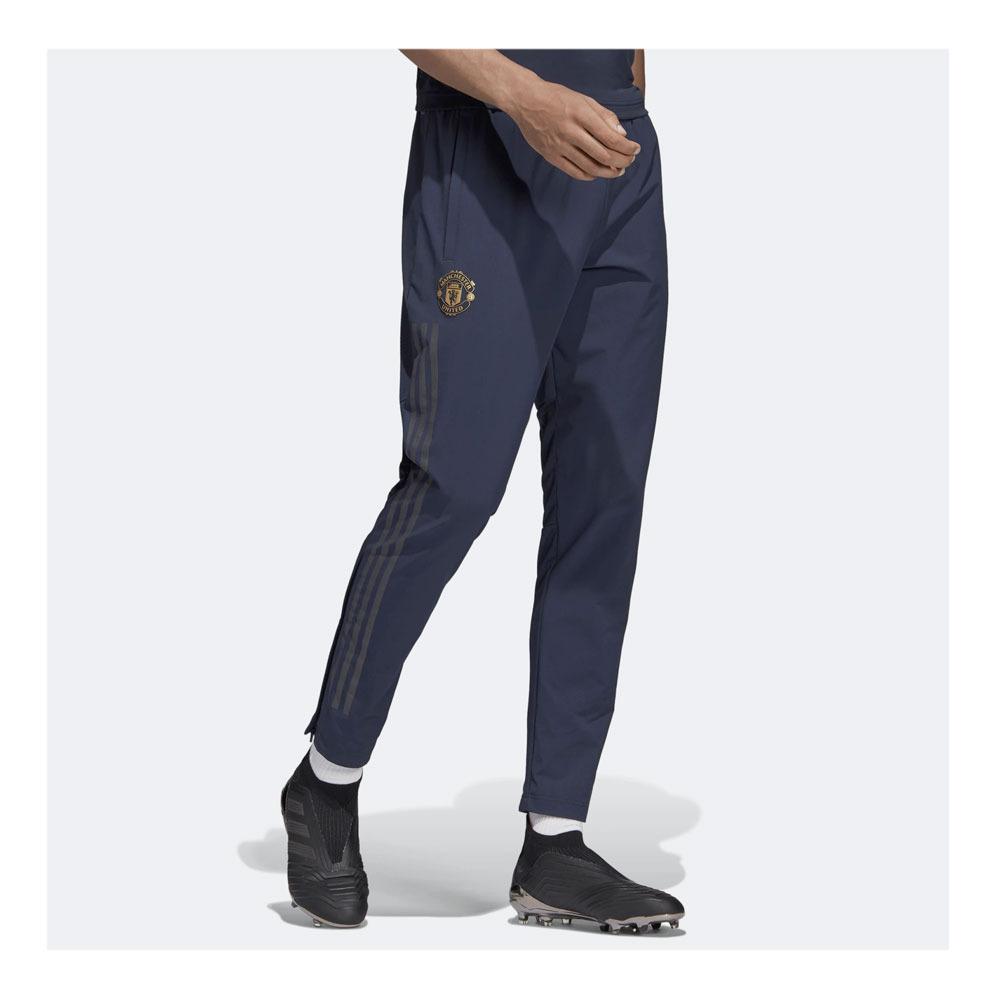 Con fecha de Playa Aplicar  ADIDAS FÚTBOL Adidas MANCHESTER UNITED TRAINING 2018/2019- Pantalón de  chándal hombre navy - Private Sport Shop